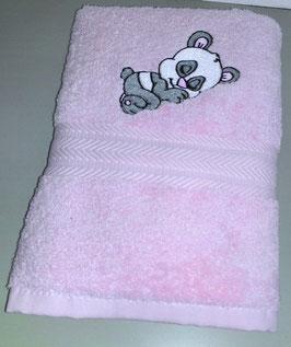 serviette panda