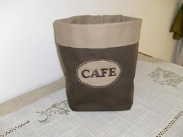 Pochon à dosettes de café