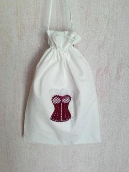 sac lingerie mon petit corset