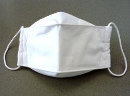 Masque japonnais coton blanc