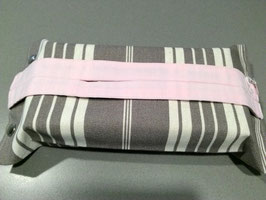 boite à mouchoirs toile à matelas