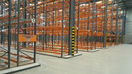Stetten / AG: warme Industriehalle, bis 2'000 m²