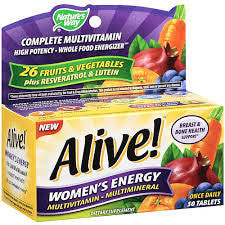 ALIVE multivitaminico y multiminerales
