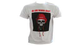 T-shirt DO YOU WANNA PLAY?