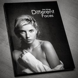 "Bildband ""Different faces"""