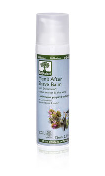 Beruhigender Aftershave Balsam für Männer