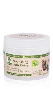 Nährende Körper-Butter