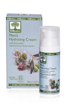 Feuchtigkeitscreme für Männer