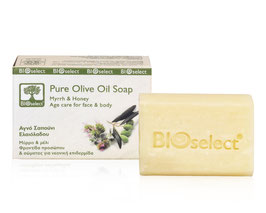 Biologische Anti-Aging Seife für Gesicht & Körper