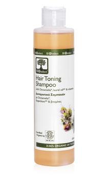 Belebendes und sträkendes Shampoo