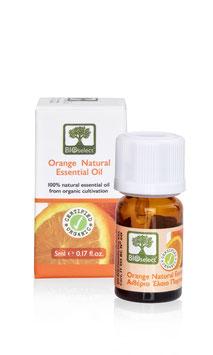 Orange – zertifiziert biologisch