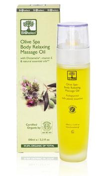 Oliven SPA entspannendes Körpermassageöl