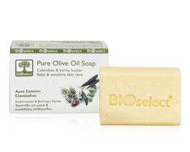 Biologische sanfte Seife für empfindliche Haut