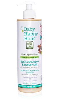 Happy Hour – Shampoo & Waschlotion für Babys