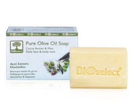 Biologische Seife für die tägliche Gesichts- und Körperpflege