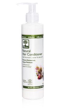 Natürliche Haarspülung