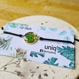 Armband mit Blumen von uniq