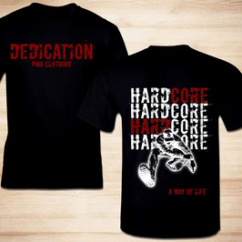 T-Shirt - Dedication PMA Clothing - Black!