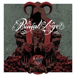 Primal Age – Masked Enemy LP (first press ltd color vinyl/300)