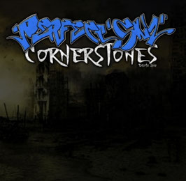 CD Perfect Sky - Cornerstones Demo 2000 (Dedication Records / WTF Distro / Perfect Sky)