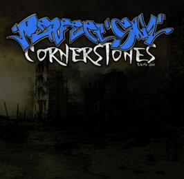CD Perfect Sky - Cornerstones Demo 2000 (Dedication Records / WTF Distro / Perfect Sky)