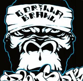 DR034 - CD - Gorilla Brawl - Doomsday ep