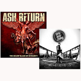 LPs - Ash Return & New Hate Rising - Preorder