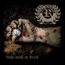 CD - Relations - From Birth to Death - OUT NOW - CD + Shirt