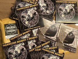 CD - Sampler - Hardcore Benefit - Portugal