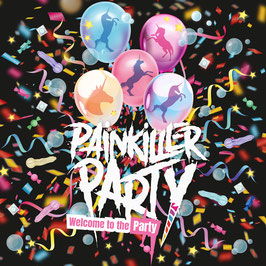 CD - Painkiller Party - Get The Party Started