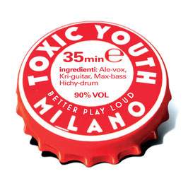 CD - Toxic Youth - Milano (WTF Records)