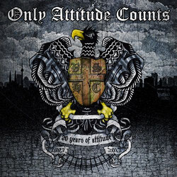 Only Attitude Counts – 20 Years Of Attitude 2CD Digipack