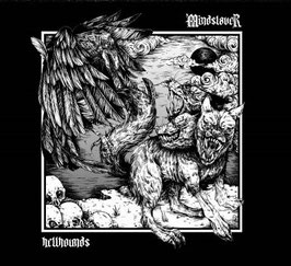 CD - Mindslaver - Hellhounds (2021 Dedication Records)