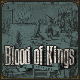 CD - Blood Of Kings - Defiance (WTF Records)