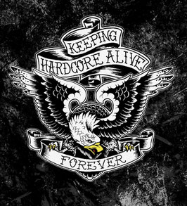 CD - Keeping Hardcore Alive - Forever (Preorder - Release ca. 01.08.2021)