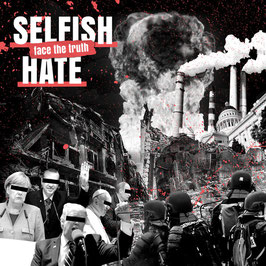 LP - Selfish Hate - Face The True