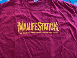T-Shirt - Manifestation - Logo