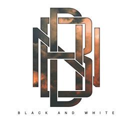 DR016 - CD - Never Back Town - Black & White