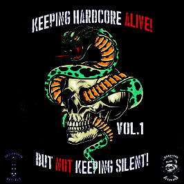 DR042 - CD - Keeping Hardcore Alive - OUT NOW