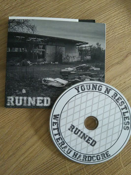 CD - Young ´n´ Restless - Ruined ep