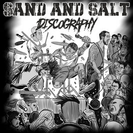CD - Sand And Salt - Discography - Preorder - Release ca. 01. Mai 2021