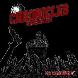 DR044 - CD - Chronicles - No Authority