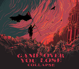 CD - Game Over You Lose - Collapse