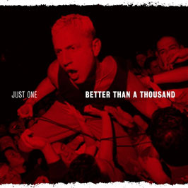 LP - BETTER THAN A THOUSAND - JUST ONE (End Hits Records) - Preorder - Release 15.06.2020