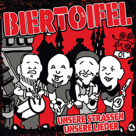 LP - Biertoifel - Unsere Strassen, unsere Lieder