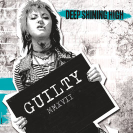 LP - Deep Shining High - Guilty black Vinyl (Incredible Noise Records)