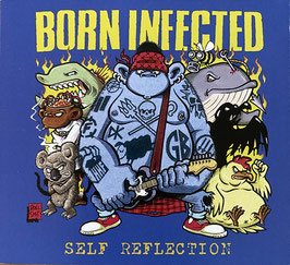 CD - Born Infected - Self Reflection