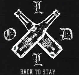 CD - Last Line Of Defense - Back To Stay