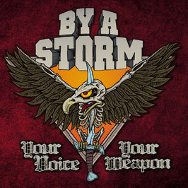 DR026 - CD - By A Storm - Your Voice Your Weapon