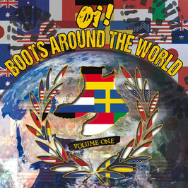 V/A OI! BOOTS AROUND THE WORLD VOL.1 (LP+CD) inklusive Downloadcode